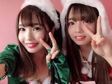クリスマスサンタ服コス
