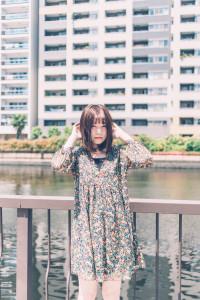 撮影会モデル綾野ぽち