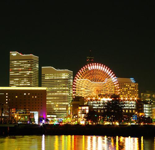 横浜夜景夜個人撮影会