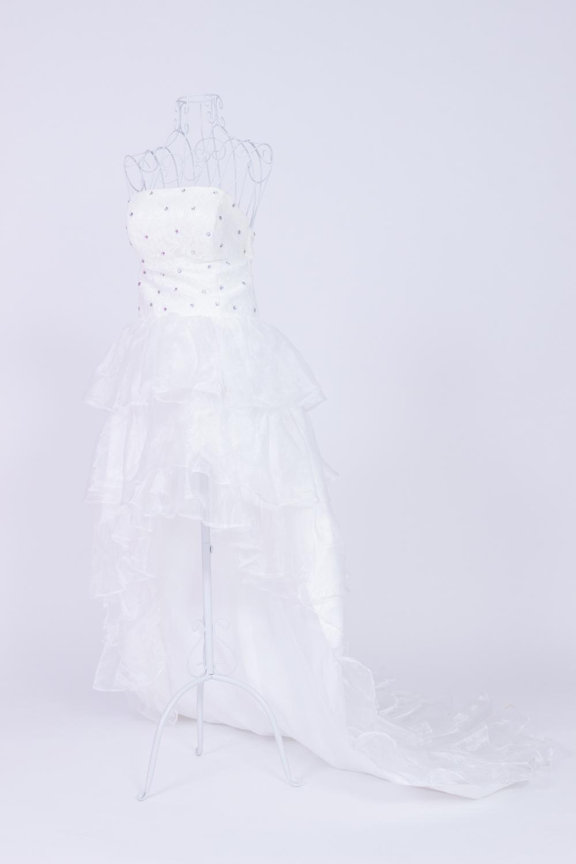ドレス2ミニロング