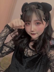 黒猫ガール