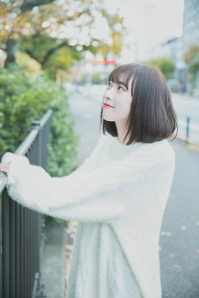 七戸陽奈モデル撮影会